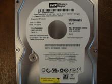 WESTERN DIGITAL WD1600AVBS-63SVA0 DCM:HARNHTJEH 160GB SATA