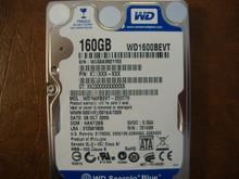 WESTERN DIGITAL WD1600BEVT-22ZCT0 DCM:HANT2BB SATA 160GB
