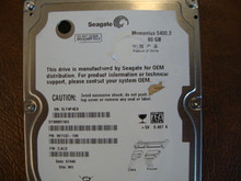SEAGATE ST980811AS 9S1132-190 FW:3.ALD WU 80GB SATA 5LY4P4E8