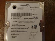 SEAGATE ST9100824AS 9W3139-022 FW:7.24 WU 100GB SATA