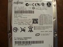 FUJITSU MHY2120BH PL, CA06672-B27600C1 (0BCBEB-0080892C) 120GB