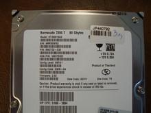 SEAGATE ST380819AS, 80GB, SATA, 9W2732-030, FW: 3.02, TK 4MR50WBQ