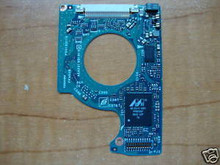 """TOSHIBA MK8010GAH, HDD1784 P ZK01, 80GB, 1.8"""" ZIF PCB 29650"""
