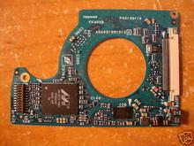 """TOSHIBA MK8010GAH, HDD1784 P ZK02, 80GB, 1.8"""" ZIF PCB 250591554259"""