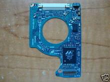 """TOSHIBA MK8010GAH, HDD1784 P ZK01, 80GB, 1.8"""" ZIF PCB 360240950016"""