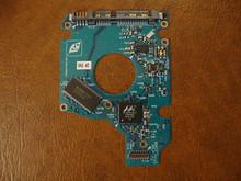 TOSHIBA MK1234GSX, HDD2D31 F ZL02 S, 120GB, SATA PCB