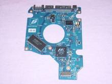 TOSHIBA MK1032GSX, HDD2D30 V ZK01 S, 100GB, SATA PCB 360282629040