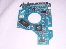 TOSHIBA MK1032GSX, HDD2D30 V ZK01 S, 100GB, SATA PCB
