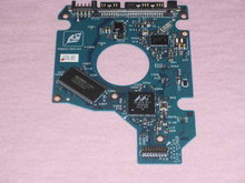 TOSHIBA MK1032GSX, HDD2D30 S ZK01 T, 100GB, SATA PCB 250648798813