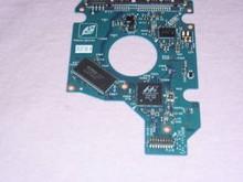 TOSHIBA MK1032GSX, HDD2D30 B ZK01 T, 100GB, SATA PCB 360282624388