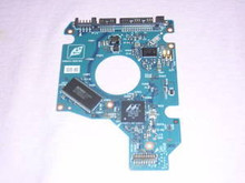 TOSHIBA MK1032GSX, HDD2D30 B ZK01 S, 100GB, SATA PCB