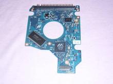 TOSHIBA MK1032GAX, HDD2D08 B ZK01 T, 100GB, ATA/IDE PCB