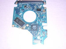 TOSHIBA MK1031GAS, HDD2A02 F ZK01 T, 100GB, ATA/IDE PCB 190429649108