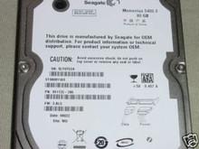 SEAGATE ST980811AS, 9S1132-286, 80GB SATA FW:3.ALC WU 360239990914