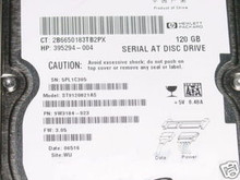 SEAGATE ST9120821AS, 9W3184-023, 120GB SATA FW:3.05 WU 360175076235