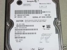SEAGATE ST9100824AS, 9W3139-023, 100GB SATA FW:3.05 WU 360240010406