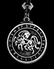 Odin's Horse Sleipnir Viking Horse