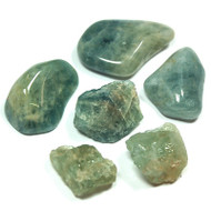 Aquamarine B grade Green/Blue