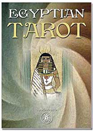 Egyptian Tarot Grand Trumps by Silvana Alasia