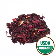 Hibiscus Flower Tea
