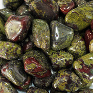 Dragon Stone Jasper Tumbled