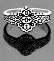 HEALER'S Ring II:Ring Of The Sage