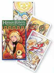 Hanson-Roberts Tarot by Hanson-Roberts & Mary