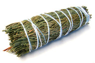 CEDAR WAND Smudge Stick 9""
