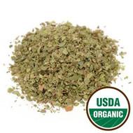 Oregano Leaf C/S Organic