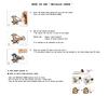 Bronze Metallic Liner for Resin Craft (Made in Japan) - 20ml