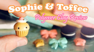 Meet one of the Softest Polymer Clay which you can Boil!