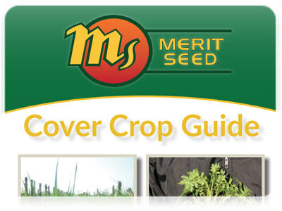 Merit Seed Cover Crop Guide