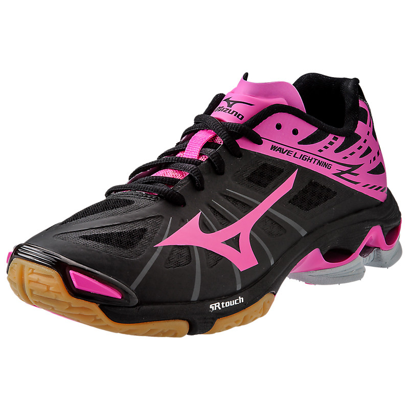 Mizuno Womens Wave Lightning Z Black