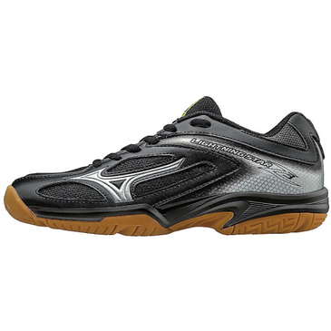 Mizuno Youth Lightning Star Z3 Jr - Black/Silver