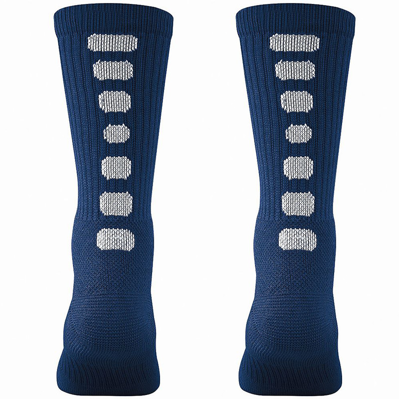High Five Men's Defender Crew Socks - Navy
