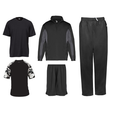 Badger Men's Team Package D
