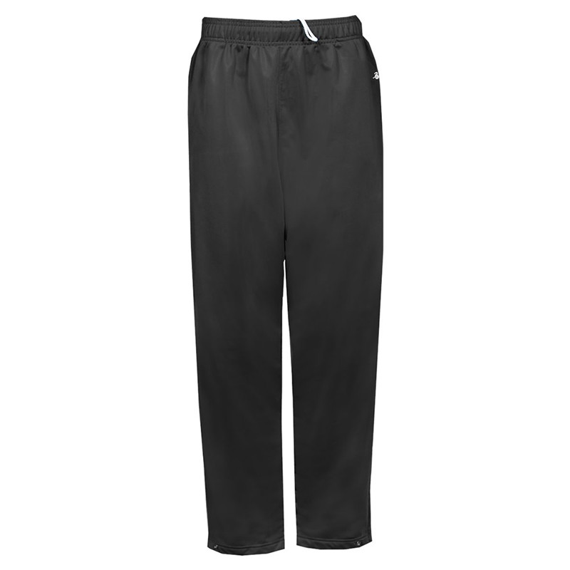 Badger Men's Tricot Pants - Black