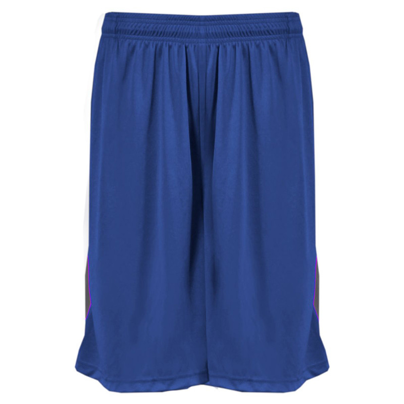 Badger Men's Drive Pocket Shorts - Royal