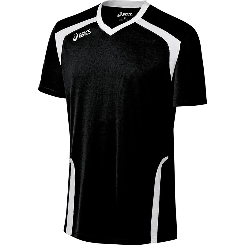Asics Mens Ace Jersey - Black