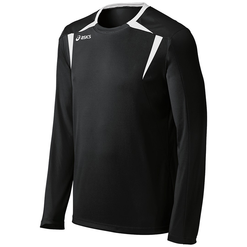 Asics Men's Centerline Jersey - Black