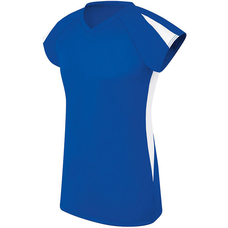 High Five Women's Axiom Jersey - Royal