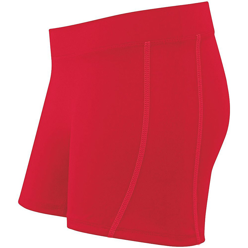 HIgh Five Women's Four Panel Shorts - Scarlet