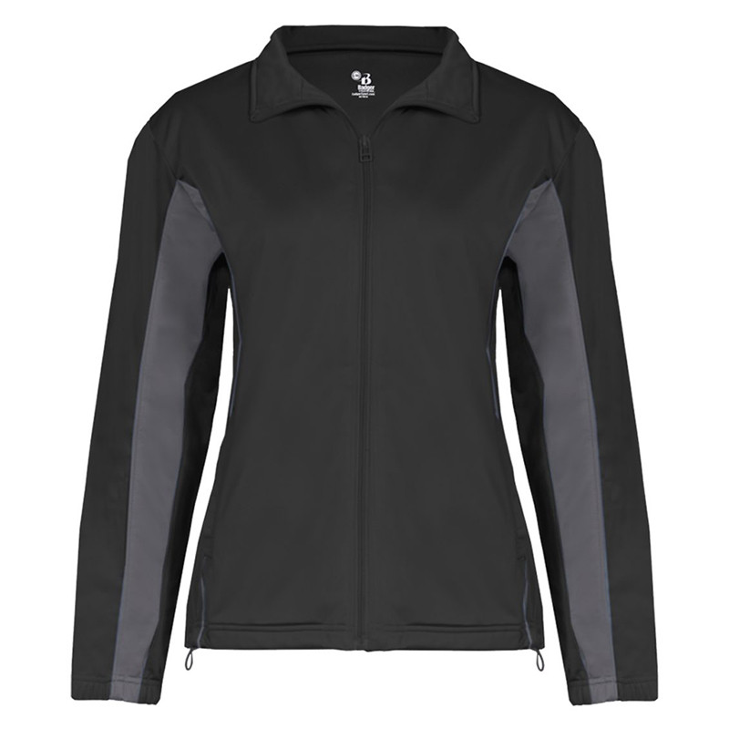 Badger Women's Drive Jacket - Black