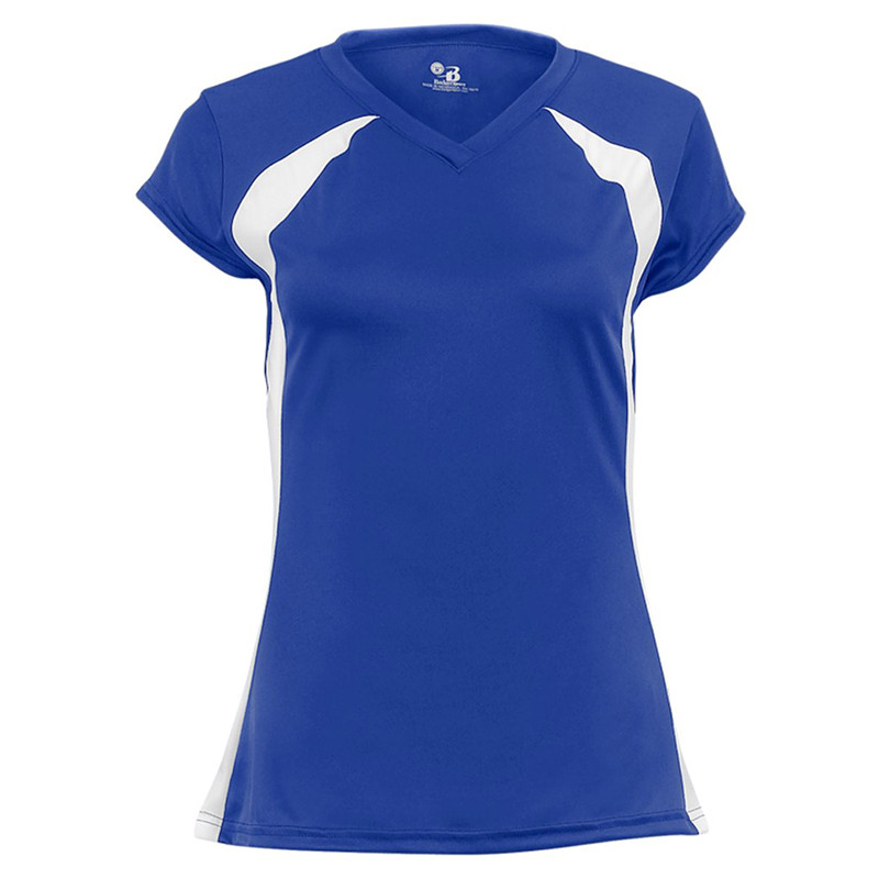Badger Women's Zone Jersey - Royal