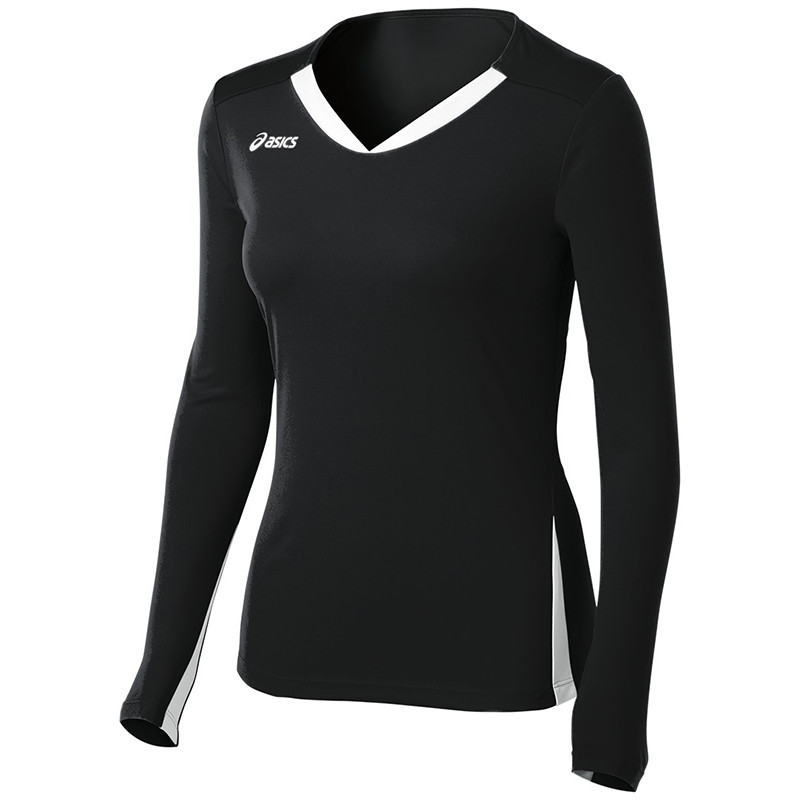 Asics Women's Centerline Jersey - Black