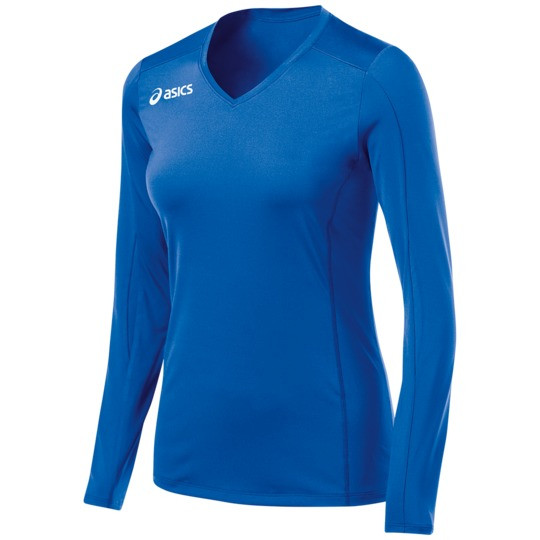 Asics Women's Roll Shot Jersey - Royal