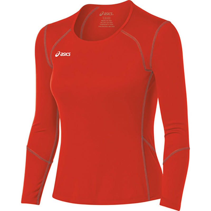 Asics Women's Volleycross Jersey - Red