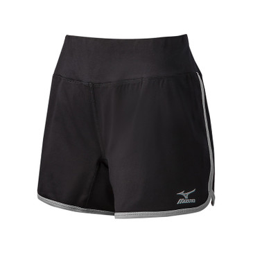 Mizuno Women's Elite 9 Training Short - Black