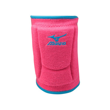 Mizuno LR6 Highlighter Kneepad - Shocking Pink/Diva Blue