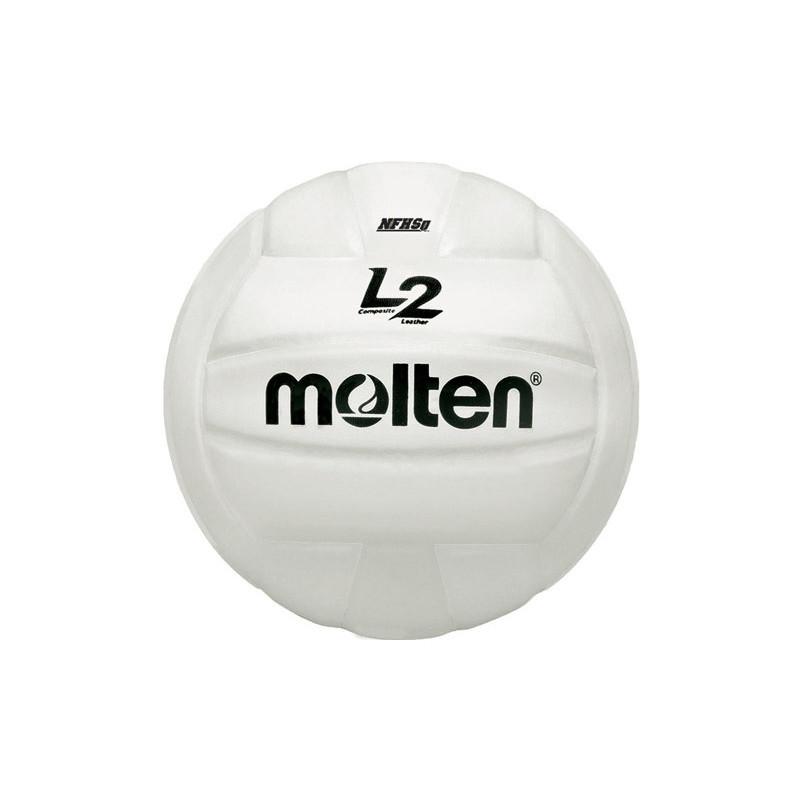 Molten L2 Volleyball - White